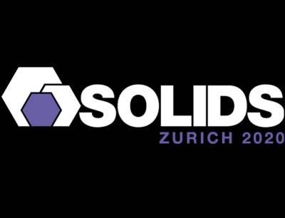 Logo der Solids Zürich 2020