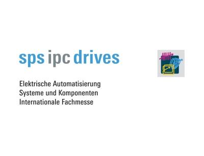 Logo der SPS IPC Drives 2017