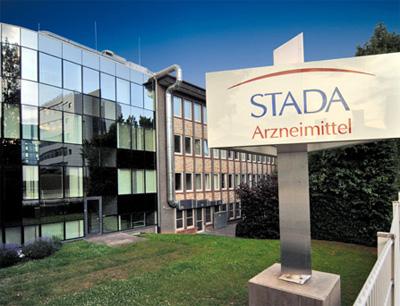 Stada Unternehmenszentrale in Bad Vilbel