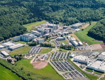 Pharmaserv Unternehmensstandort Behringwerke Marburg