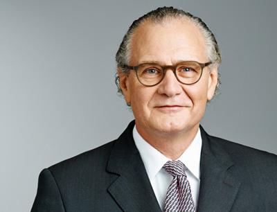Merck CEO Stefan Oschman