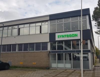 Der niederländische Standort Schiedam von Syntegon