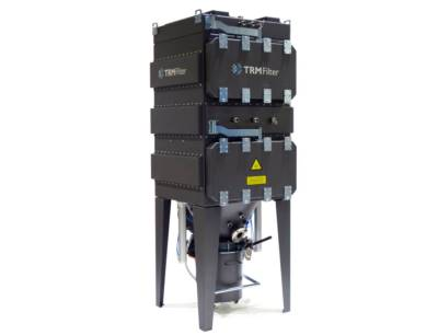 Der neue ECR Total Pharma Dust Collector von TRM Filter