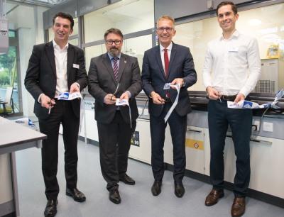 Tochterunternehmen von Waldner Laboreinrichtungen in Singapur