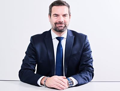 Dr. Wolfgang Wienand, Siegfried-CEO