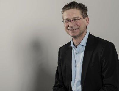 Dr. Martin Zentgraf tritt - nach mehreren Jahren an der Spitze - wie geplant ab