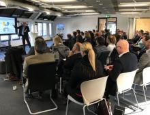 "Dr. Andreas Amann eröffnet Treffen der Netzwerkinitiative ""Life Science meets Digital"""