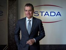 Dr. Claudio Albrecht, Vorstandsvorsitzender von Stada