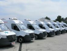 Mediplus verfügt über eine der größten Pharmatransportflotten von Rumänien