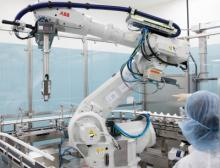 Biomanufacturing mit neuester Produktionstechnologie