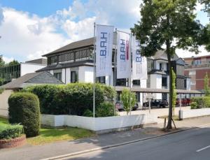 BAH-Gebäude Bonn: Außenansicht