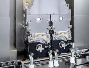 Bosch Packaging: Präzises Pulverabfüllen bei hoher Ausbringung