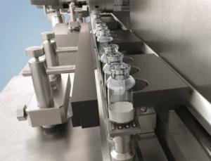 Die AFG 5000 wird im Rahmen einer exklusiven Maschinenpräsentation in Crailsheim vorgestellt und wird außerdem auf der Powtech als multimediale Demoversion zu sehen sein