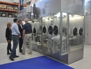 Kompakte Bauweise für höhere Effizienz: die AFG 5000