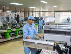 Constantia Flexibles Tochtergesellschaft in Vietnam