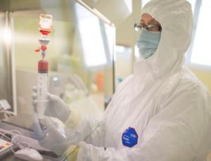 Tyvek Schutzanzüge eignen sich für alle Tätigkeiten bei der Herstellung von Zytostatika