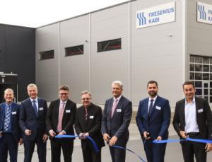 Fresenius Kabi eröffnet Erweiterungsbau am Produktionsstandort Mihla