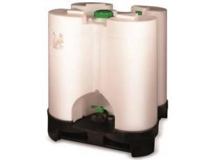 Der IBC Tank-Go ist für die Lagerung und den Transport von gefährlichen Flüssigkeiten zugelassen