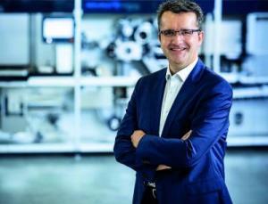 Markus Regner, Geschäftsführer der Romaco Pharmatechnik GmbH