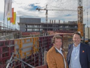 Sartorius Stedim Biotech feiert Richtfest für neues Cell Culture Technology Center in Ulm