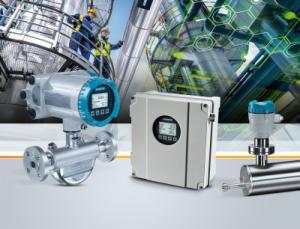 Die digitalen Messumformer Sitrans FCT030 und FCT010