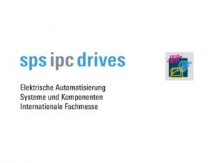 Logo der SPS IPC Drives 2018
