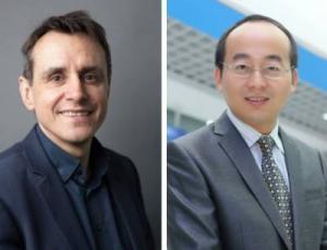 Wolfgang Eck und Xu Wang sind die neuen Takeda Geschäftsführer