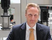 André Vennemann, Vertriebsdirektor Industrie Grundfos