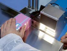 Pharma Serialisierungssystem für Codierung von unterschiedlichen Packungsgrößen von Atlantic Zeiser