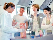 Berufsausbildung bei Bayer