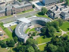 Bayer Konzernzentrale Leverkusen
