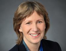 Birgit Fischer, Hauptgeschäftsführerin des vfa