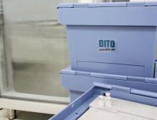Bito MB-Mehrwegbehälter mit Thermo-Isolier-Set