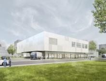 Solids Launch Fabrik - Boehringer Ingelheim