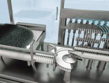 Füll- und Verschließmaschine von Bosch Packaging Technology
