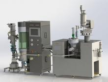 Das neue R&D Gerät zur kontinuierlichen Herstellung oraler fester Darreichungsformen (OSD) ermöglicht eine kurze Markteinführungszeit und eine optimale Dosierung kleinster Wirkstoffmengen
