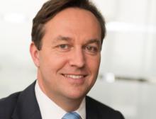 Dr. Christian Walti, Leiter des Bosch Packaging Technology Standortes in Beringen, Schweiz.