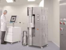 Das für Forschung und Entwicklung konzipierte Laborgerät Solidlab 2