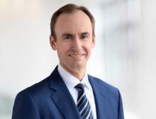 Brian Tyler wird mit Wirkung zum 1. April 2017 zum Vorsitzenden des Vorstands berufen