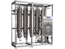 Destillationsanlage BWT