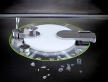 Ein bodenbündig eingebauter RTP-Port für die Maschinenplatte weist in der Praxis Vorteile auf