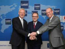 Cemat wird von 2018 an zeitgleich zur Hannover Messe veranstaltet
