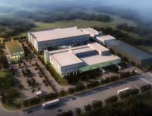Pharma-Produktionsbetrieb in Nantong