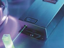Alle Laser haben die gleiche Form und Strahllage und sind identisch anzusteuern