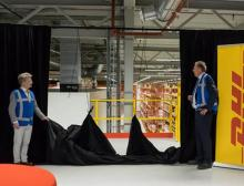 Eröffnung des neuen DHL Pharma-Campus in den Niederlanden