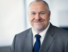 Matthias Altendorf, CEO der Endress+Hauser Gruppe