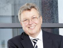 VDMA-Präsident Dr. Reinhold Festge