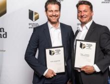 Fette Compacting zum 4. Mal mit German Brand Award ausgezeichnet