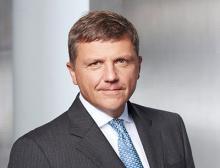 CFO Stephan Sturm von Fresenius