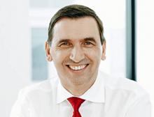 CEO Uwe Röhrhoff von Gerresheimer AG